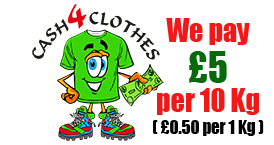 Sell Clothes For Cash
