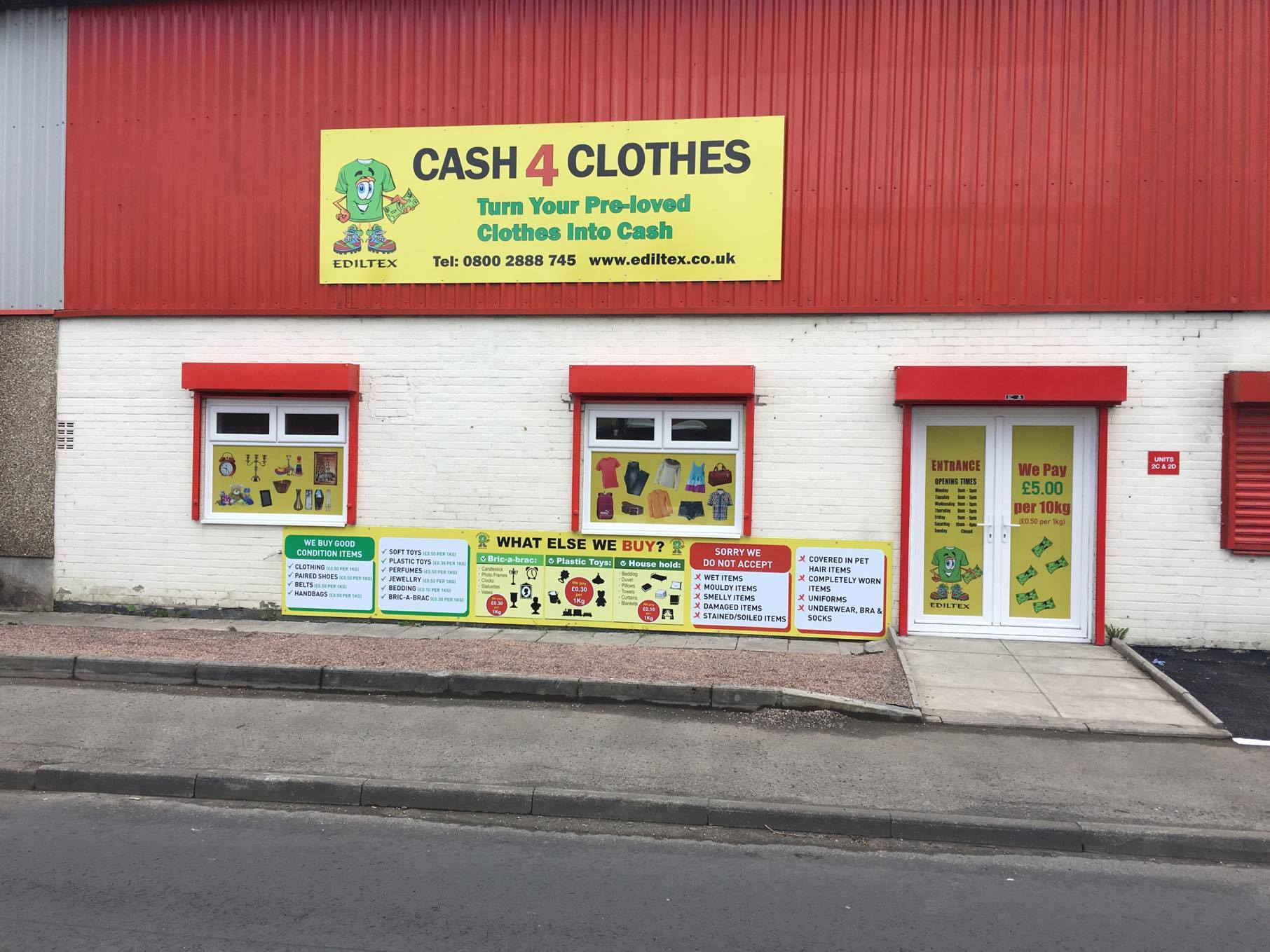 Cash for Clothes Cardiff There is no doubt that, over the years, we have collected a fair few bags of unwanted clothing from the homes of the , plus residents of Cardiff. Not only has this enabled them to make a bit more room in their wardrobes but it has also generated a few extra pounds for them.